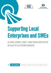 Supporting Local Enterprises and SMEs