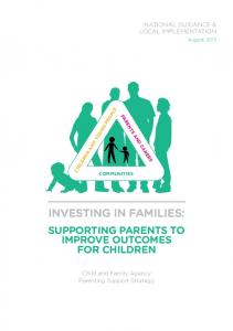Supporting Parents to Improve Outcomes