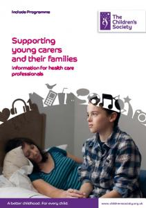 Supporting young carers and their families