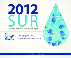 sur informe sobre la calidad del agua