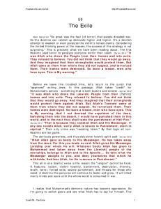 Surah 59 - The Exile 2