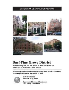 Surf-Pine Grove District
