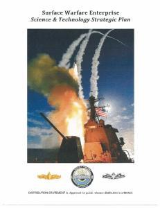 Surface Warfare Enterprise Science & Technology Strategic Plan