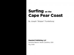Surfing on the Cape Fear Coast