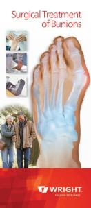Surgical Treatment of Bunions