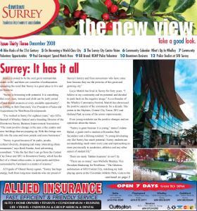 Surrey: It has it all