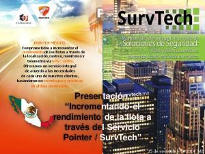 SurvTech. 25 de noviembre de 2014 MZ