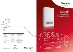 Sustain The new boiler for social housing