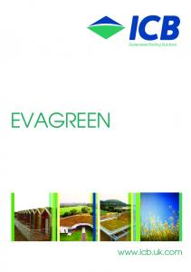 Sustainable Roofing Solutions EVAGREEN