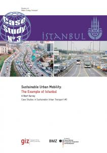 Sustainable Urban Mobility: The Example of Istanbul