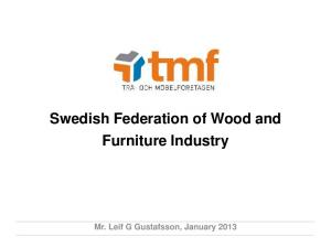 Swedish Federation of Wood and Furniture Industry