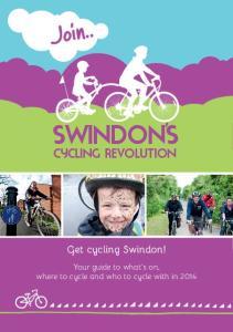 SWINDONS CYCLING REVOLUTION. Get cycling Swindon!