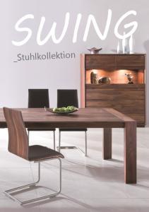SWING _Stuhlkollektion