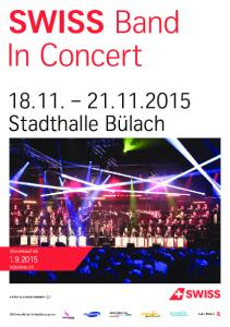 SWISS Band In Concert