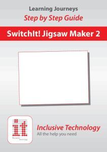 SwitchIt! Jigsaw Maker 2