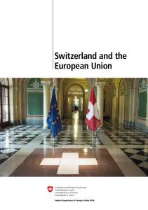 Switzerland and the European Union