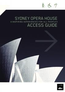 SYDNEY OPERA HOUSE ACCESS GUIDE