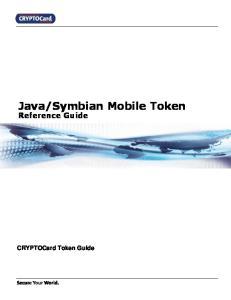Symbian Mobile Token