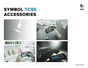 SYMBOL TC55 ACCESSORIES ZEBRA TECHNOLOGIES