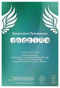 Sympozjum Tematyczne 12 czerwca 2014 roku
