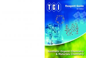 Synthetic Organic Chemistry & Materials Chemistry