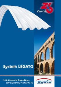 System. Das selbsttragende Bogensystem vom Erfinder. The self-supporting arch system from the inventor