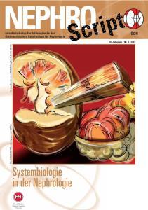 Systembiologie in der Nephrologie