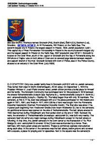 SZCZECIN: Zachodniopomorskie Last Updated Tuesday, 01 October :44