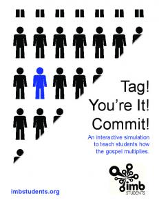 Tag! You re It! Commit!