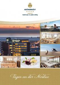 Tagen an der Nordsee. Wellness-Hotels & Resorts