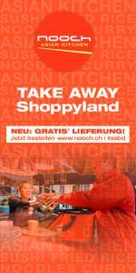 TAKE AWAY Shoppyland NEU: GRATIS * LIEFERUNG! Jetzt bestellen  #ssbd