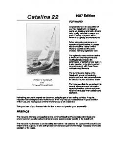 Take good care of your boat and take the time to learn and practice good seamanship