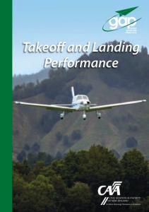 Takeoff and Landing Performance