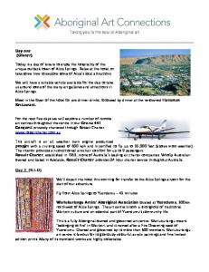 Taking you to the soul of Aboriginal art