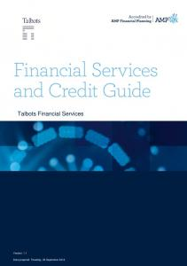 Talbots Financial Services