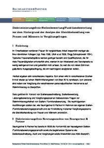 Talent & Performance Management