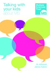 Talking with your kids about MS