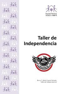 Taller de Independencia