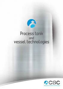 tank and vessel technologies