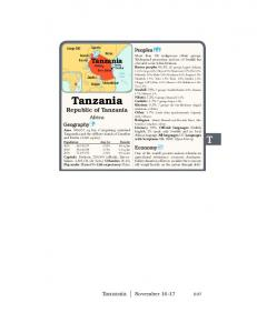 Tanzania. Tanzania. November Republic of Tanzania Africa. Tanzania. November Congo DRC. Kenya. Zambia Malawi. Uganda