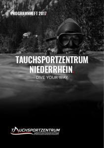 TAUCHSPORTZENTRUM NIEDERRHEIN