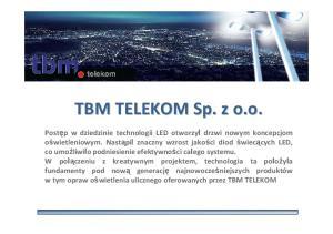 TBM TELEKOM Sp. z o.o