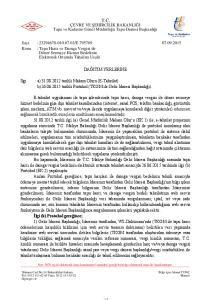 T.C. ÇEVRE VE ŞEHİRCİLİK BAKANLIĞI Tapu ve Kadastro Genel Müdürlüğü Tapu Dairesi Başkanlığı