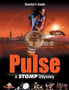 Teacher s Guide. a STOMP Odyssey
