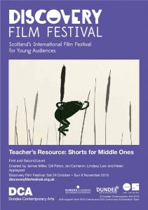 Teacher s Resource: Shorts for Middle Ones