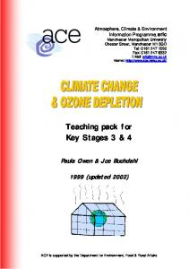 Teaching pack for Key Stages 3 & 4