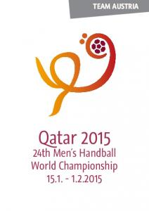 TEAM AUSTRIA Qatar th Men s Handball World Championship