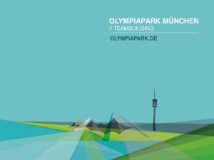 TEAMBUILDING OLYMPIAPARK.DE