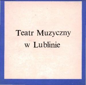 Teatr Muzyczny. w Lublinie