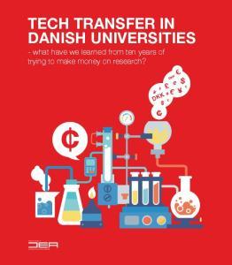 Tech transfer in Danish universities